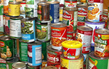 Society of St. Stephen's Food Pantry
